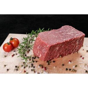 【ふるさと納税】熊野牛 赤身ブロック 500g(粉山椒付)※到着日時、曜日、時間等の指定不可