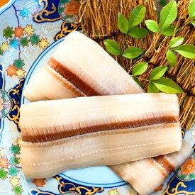 【ふるさと納税】太刀魚活干物(小)2匹セット