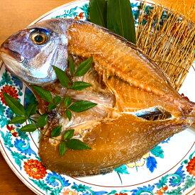 【ふるさと納税】天然鯛活干物(みりん干し)
