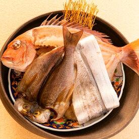 【ふるさと納税】旬のおすすめ活干物3種セット(塩干し)