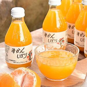 【ふるさと納税】100%ピュアみかんジュース(20本セット)