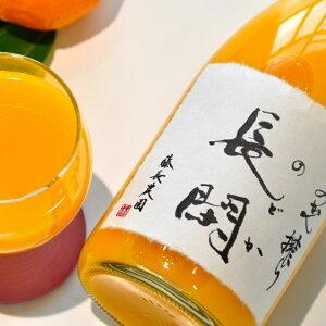 【ふるさと納税】〈数量限定〉有田市認定みかんジュース「長閑(のどか)」4本セット