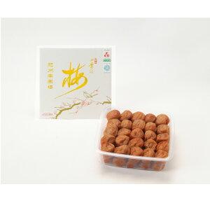 【ふるさと納税】【和歌山県/紀州南高梅】紀州四季の梅 はちみつ風味1kg(塩分約6%)