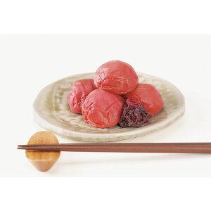 【ふるさと納税】【和歌山県/紀州南高梅】紀州南高梅 しそ風味1.5kg(500g×3パック) 塩分約6%
