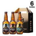 【ふるさと納税】田辺市唯一のクラフトビール3種類6本セット《地ビール》 330ml×6本