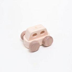 【ふるさと納税】檜のおもちゃ IKONIH アイコニー オルゴールカー