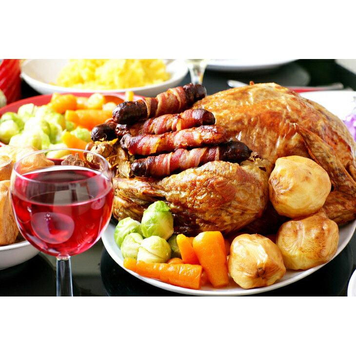 【ふるさと納税】レンジで簡単調理! 紀州うめどり クリスマスチキンSET 8-10人前