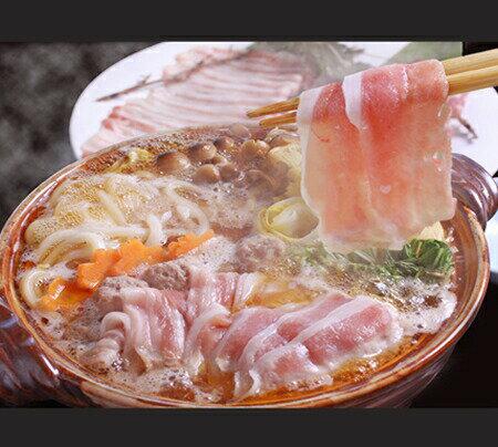 【ふるさと納税】【地元ブランド】イブ美豚 お鍋&ステーキセット