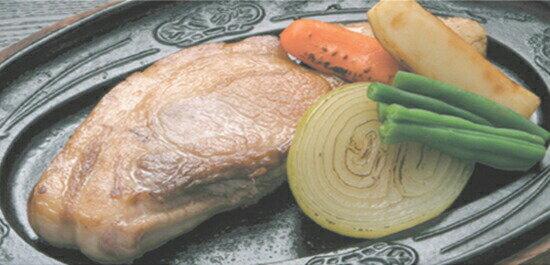 【ふるさと納税】【地元ブランド】イブ美豚 ステーキ4枚セット