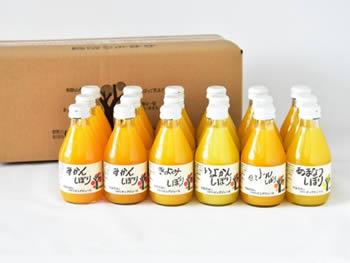 【ふるさと納税】Y伊藤農園5種みかんピュアジュースセット