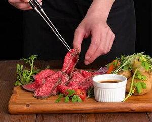 【ふるさと納税】【和歌山県産】【熊野牛】赤身ローストビーフ 約500g
