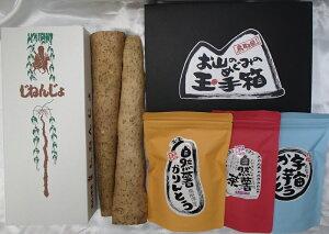 【ふるさと納税】自然薯・お山の恵みの玉手箱セット【期間限定】