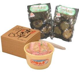 【ふるさと納税】231 甘酢らっきょう(4袋)・すいかの醤油漬けセット