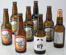 【ふるさと納税】大山Gビール飲み比べ8本セット