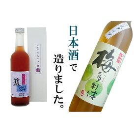 【ふるさと納税】梅酒とブルーベリー酒セット