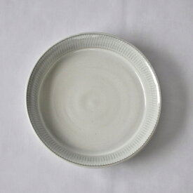 【ふるさと納税】【国造焼】飛鉋切立カレー皿