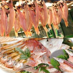 【ふるさと納税】のどぐろ入り日本海産手作り干物セットA(通年)◆
