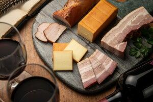 【ふるさと納税】DA-06 ベーコン屋のオヤジの薫製3点セット(無添加ベーコン・無添加スモークチキン・スモークチーズ)
