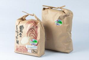【ふるさと納税】MS-21 減農薬・減化学肥料 特別栽培米こしひかり(5kg)ともち米(3kg)セット