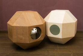 【ふるさと納税】りねこハウスブリリアント ねこ ハウス 猫ちぐら 隠れ家 《21105-01》