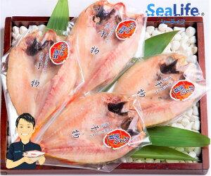 【ふるさと納税】937.のどぐろ 干物 一夜干し 3-4枚 中サイズ 約400g 島根・浜田・日本海産 高級魚 無添加