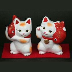 【ふるさと納税】43. 招き猫セット