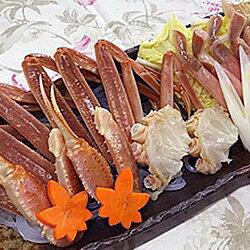 【ふるさと納税】681.浜田市老舗料亭自慢「カニすきセット」