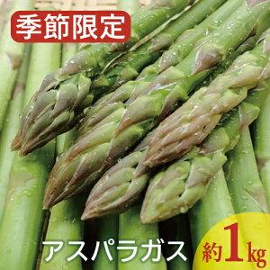 【ふるさと納税】 やさい 野菜 島根県産 A118 アスパラガス(約1kg)(配達指定日不可)