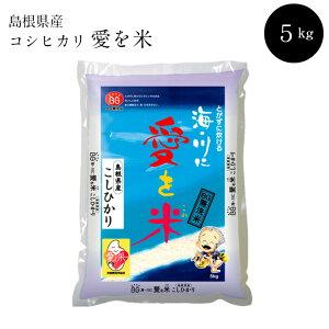 【ふるさと納税】 BG無洗米 コシヒカリ 5kg 米 無洗米 島根県