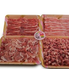 【ふるさと納税】【6ヶ月定期便】まる姫ポーク 豚肉三昧 約1.6kg 【定期便・お肉・豚肉】