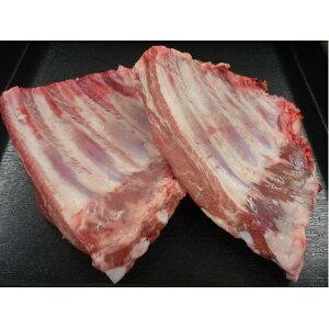 【ふるさと納税】まる姫ポーク スペアリブ(ブロック)約1.4kg 【スペアリブ・お肉・豚肉・ブロック】