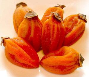 【ふるさと納税】有機JAS認証・オーガニック西条柿で作った生干し柿12個