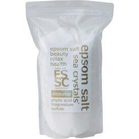 【ふるさと納税】エプソムソルト シークリスタルス モイスチャーライザー 4kg 【入浴剤・美容・美容】