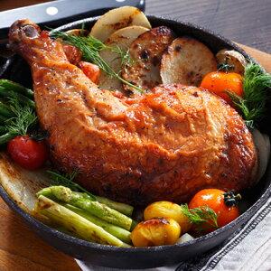 【ふるさと納税】塩麹チキン 【お肉・鶏肉・惣菜・国産】