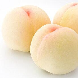 【ふるさと納税】【ご家庭用】岡山県産 おかやま夢白桃 約2kg(6〜7玉) 【果物・もも・フルーツ・果物類】 お届け:2020年7月上旬〜2020年7月下旬