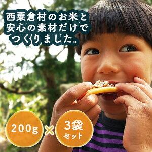 【ふるさと納税】A94 米粉でつくった 森のホットケーキミックス 3袋セット
