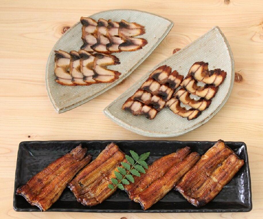 【ふるさと納税】森のうなぎ 手焼き蒲焼と燻製のセット