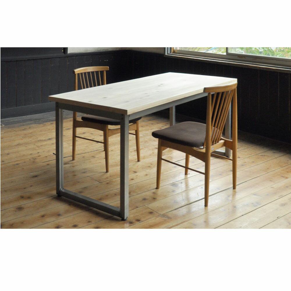 【ふるさと納税】フローリングテーブル(W150×D70.5×H71.5cm)