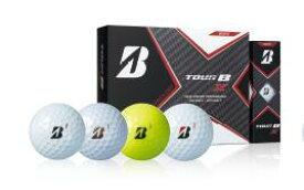 【ふるさと納税】ゴルフボール ブリヂストン 「20TOUR B X」 12球×3セット※4色より1色お選びください。