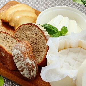 【ふるさと納税】カドーレ自家製チーズ詰め合わせ 【乳製品・チーズ・カマンベール・モッツアラレラ・セット】
