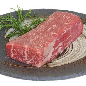 【ふるさと納税】【数量限定】広島産黒毛和牛 「見浦牛」のモモ肉ブロック(315g)【1015982】