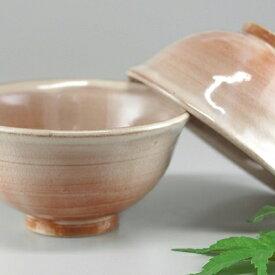 【ふるさと納税】萩焼 ごはん茶碗ペア 【工芸品・民芸品】