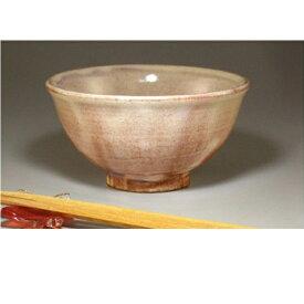 【ふるさと納税】萩焼 ごはん茶碗(粉引) 【工芸品・民芸品】