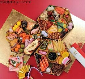 【ふるさと納税】(※12月31日のみお届け)F-108 「中国料理・敦煌」総料理長監修 おせち料理宴