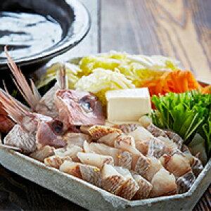 【ふるさと納税】天然鳴門鯛 鯛しゃぶセット