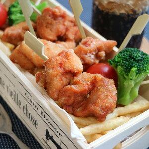 【ふるさと納税】MMT47 お手軽調理!阿波尾鶏ももピリ辛唐揚げ500g×3袋
