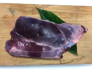 【ふるさと納税】SSG07【阿波ジビエ】鹿肉モモブロック 約600g