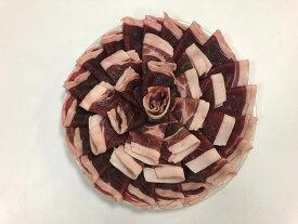 【ふるさと納税】SSG03【阿波ジビエ】猪肉モモスライス 約450g