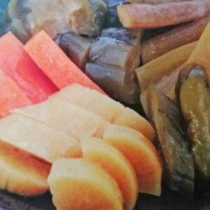 【ふるさと納税】【お漬物】6種の国産野菜使用 讃岐白味噌漬 2箱セット 【漬物】