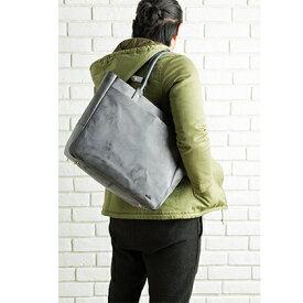 【ふるさと納税】イタリアンレザーZIP トートバッグ 【ファッション・カバン・バッグ】